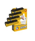 [Toner Epson EPL-6200 kompatibil 4x + papier ]