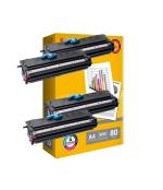 [Toner Epson M1200 XL kompatibil 4x + papier ]