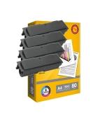 [Toner Epson M2000 XL kompatibil 4x + papier ]