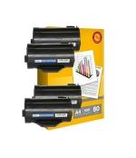 [Toner Epson M300 / MX300 kompatibil 4x + papier ]