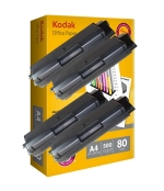 [Toner Kyocera TK-590Bk kompatibil 4x + papier ]