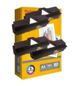 [Toner Kyocera TK-130 kompatibil 4x + papier ]