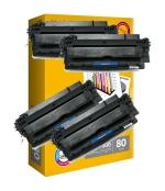 [Toner HP CF214X kompatibil 4x + papier ]