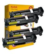 [Toner HP CC532A yellow kompatibil 4x + papier ]