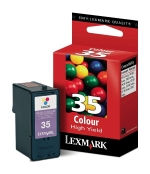 [Atramentová kazeta Lexmark 35, color 18C0035E]
