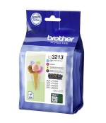 [Multipack Brother LC3213-VALDR]