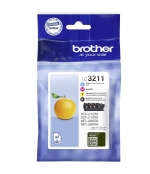 [Multipack Brother LC3211-VALDR]