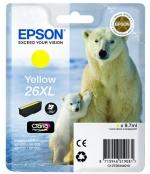[Atramentová kazeta Epson T2634, 26XL yellow]