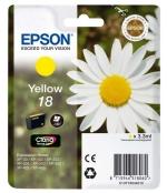 [Atramentová kazeta Epson T1804, (18) yellow]