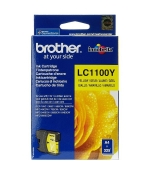 [Atramentová kazeta Brother LC1100Y, yellow]