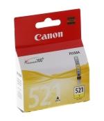 [Atramentová kazeta Canon CLI-521Y, yellow]