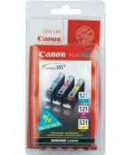 [Multipack Canon CLI-521 C/M/Y]