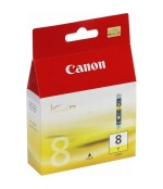 [Atramentová kazeta Canon CLI-8Y, yellow]