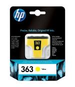 [Atramentová náplň HP 363, yellow C8773EE]