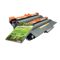 Toner Brother TN-3380 kompatibil 2x + papier