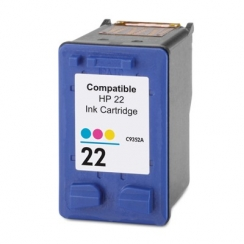 HP 22XL color kompatibil C9352CE