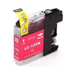 Brother LC-125XL magenta kompatibil