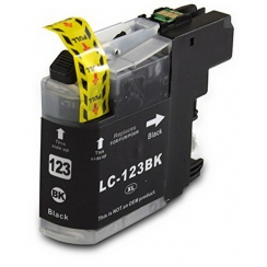 Brother LC-123XL black kompatibil