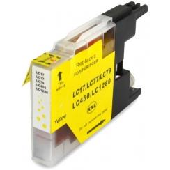 Brother LC-1280 XL yellow kompatibil