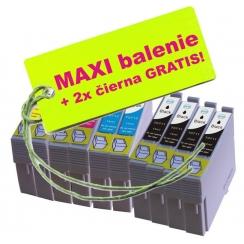Epson T071 8ks Maxi sada + 2 GRATIS