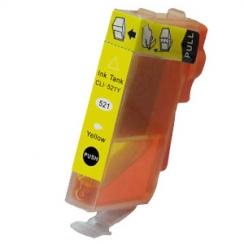 Canon CLI-521Y yellow kompatibil