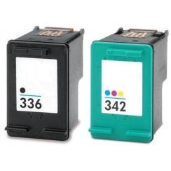 HP 336+342 Combo set kompatibil