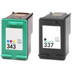 HP 337+343 Combo set kompatibil