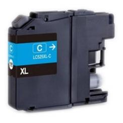 Brother LC-525XL cyan kompatibil
