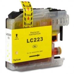 Brother LC-223 yellow kompatibil