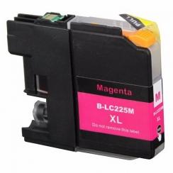 Brother LC-225XL magenta kompatibil