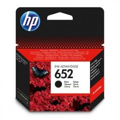 Atramentová náplň HP 652, black F6V25AE