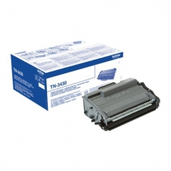Toner Brother TN-3430, black