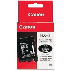 Atramentová kazeta Canon BX-3 black