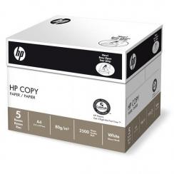Papier HP A4 laser 80 g/m2, 5x 500 ks