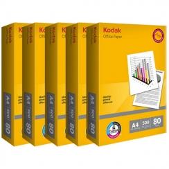 Papier Kodak A4 laser 80 g/m2, 5x 500 ks