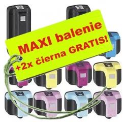 HP 363 10ks Maxi sada + 2 GRATIS
