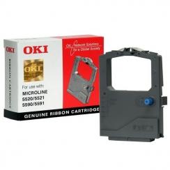 Farbiaca páska OKI ML5520/5590 čierna, 01126301