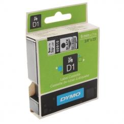 Páska Dymo 9mm 40910, D1 čierna na priehľadnú