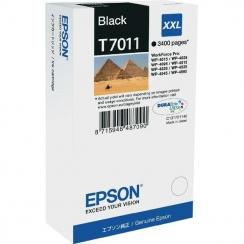 Atramentová kazeta Epson T7011 XXL, black