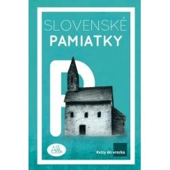 Darček Kvíz do vrecka - Slovenské pamiatky