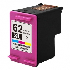 HP 62XL color kompatibil C2P07AE