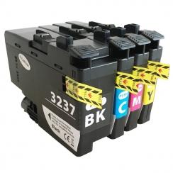 Brother LC-3237 CMYK set kompatibil