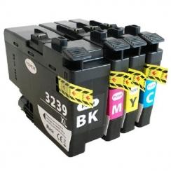Brother LC-3239XL CMYK set kompatibil