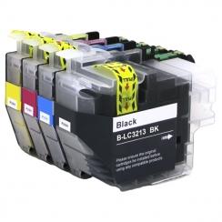 Brother LC3213XL / LC3211 CMYK set kompatibil