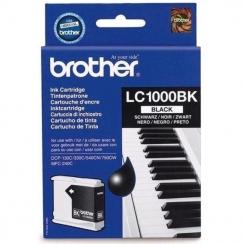 Atramentová kazeta Brother LC1000BK, black
