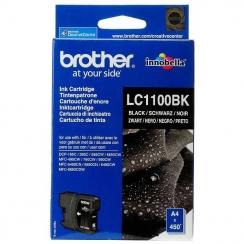 Atramentová kazeta Brother LC1100BK, black