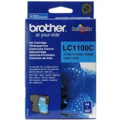 Atramentová kazeta Brother LC1100C, cyan