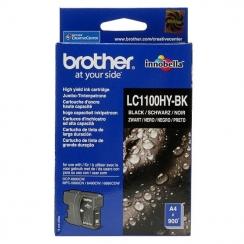 Atramentová kazeta Brother LC1100HYBK, black