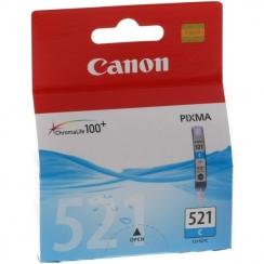 Atramentová kazeta Canon CLI-521C, cyan